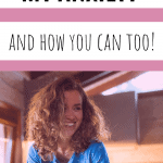 How I cured my anxiety