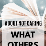 books about not caring what others think MAIN